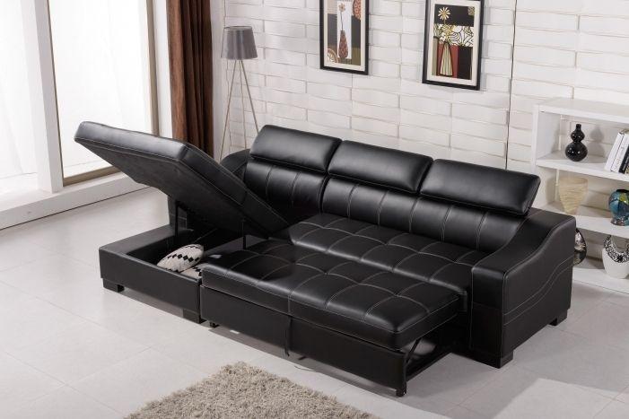 Klik Klak Sofa Bed With Storage Sectional Sleeper Sofa