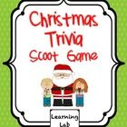 This Christmas Trivia Scoot Game will be a fun addition to your classroom Christmas party!  Kids will love answering these fun trivia questions!  A...