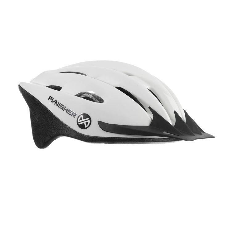 Punisher Skateboards 18 Vent Adult Cycling Helmet - 9236