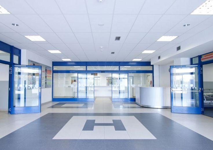 Nemocnice Klatovy - Saint-Gobain
