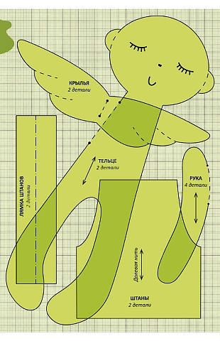 Fairy Doll pattern...   getImage (29) (310x480, 100Kb)