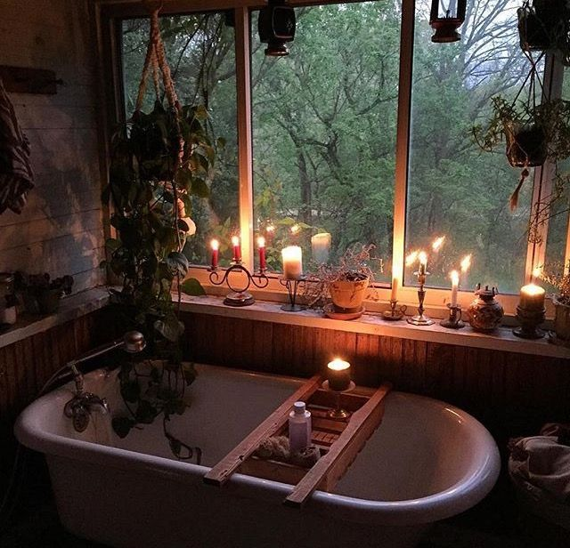 calm vibes only. #bath