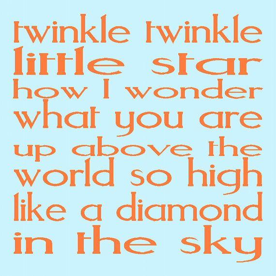 PRIMITIVE STENCIL  Item 5318 i  twinkle by HOMESTEADSTENCILCOMP, $9.99