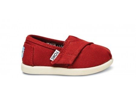 "I don't care if Toms become ""unstylish"" .. my children will wear them every day just like me :)"