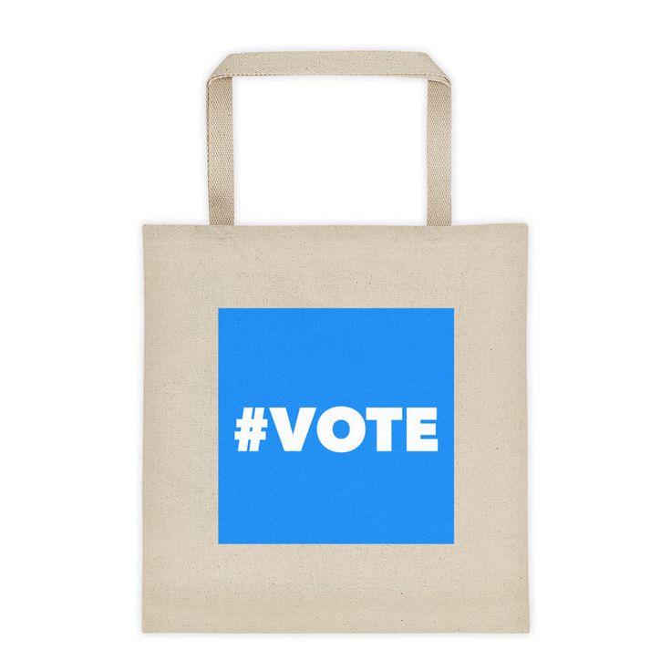 Excited to share the latest addition to my #etsy shop: Vote Tote Bag / Voter Registration Tote / Reusable Tote / Mid-Term Tote / Reusable Shopping Bag / Canvas Tote Bag / Blue Wave Tote Bag #bagsandpurses #canvastotebag #reusablegrocerybag #cottontotebag #vote #youthvote #midterm2018 #bluewave