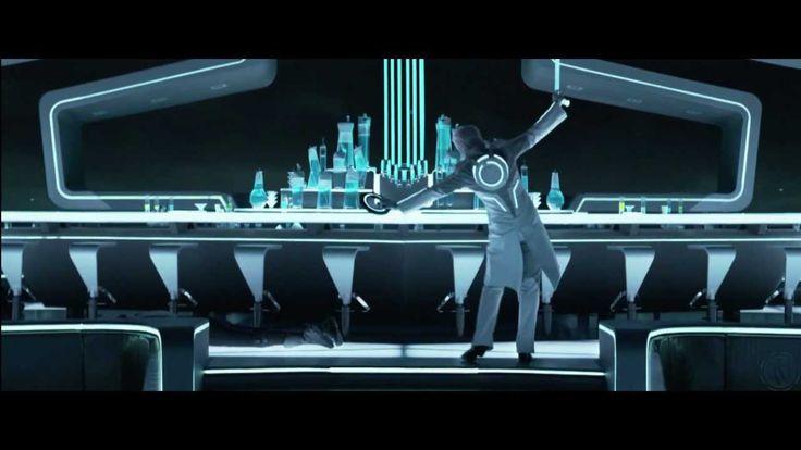 Rerezzed: Legacy - The Glitch Mob / Daft Punk Derezzed Remix Music Video