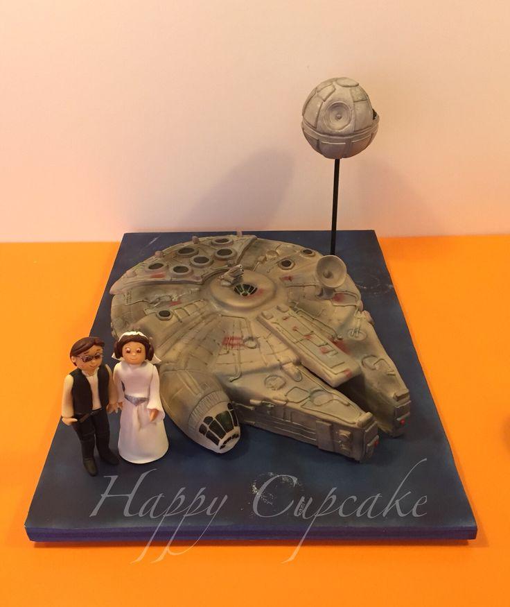Tarta Star Wars / Star Wars wedding cake