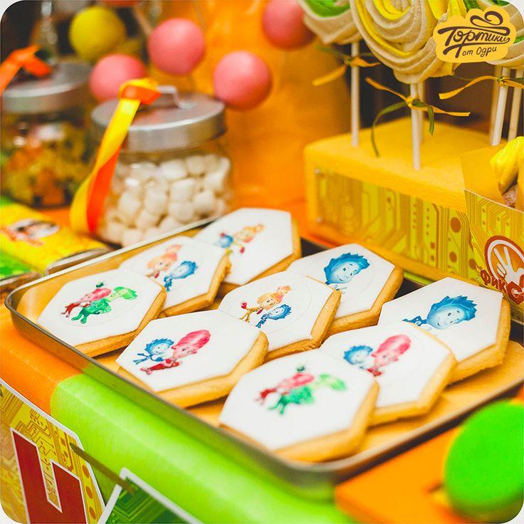 """Сладкий стол """"Фиксики"""" - Babyblog.ru"""