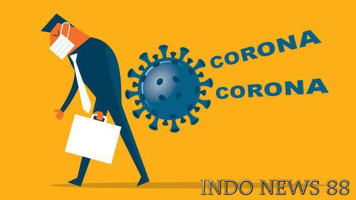 Kondisi Terkini Para Menteri Ekonomi Di Tengah Wabah Corona Corona April Mop Ruang Kerja