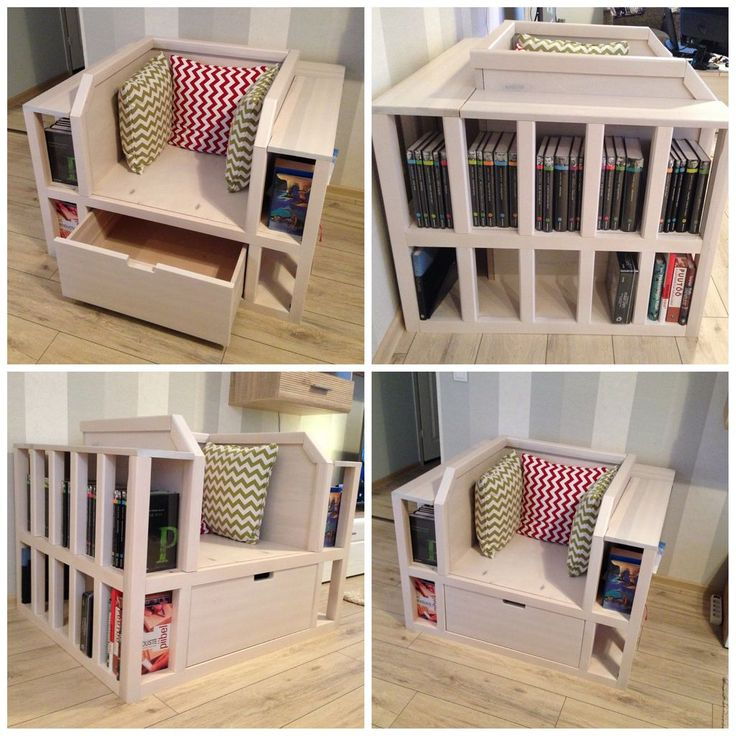 """Hello everyone, my name is Darko and this in my first Instructables.Task to build bookshelf chair aka """"biblio-chaise"""" that can hold as many as 18 feet of books.After seeing this online on houzz.com for $5000. This chair is made by Giovanni Gennari and Alisée Matta of nobody&co http://www.nobodyandco.it/project/bibliochaise/ I thought it would be great DIY build for the fraction of the cost.This is also present to my wife.Since actual sizes were not available online, I c..."""