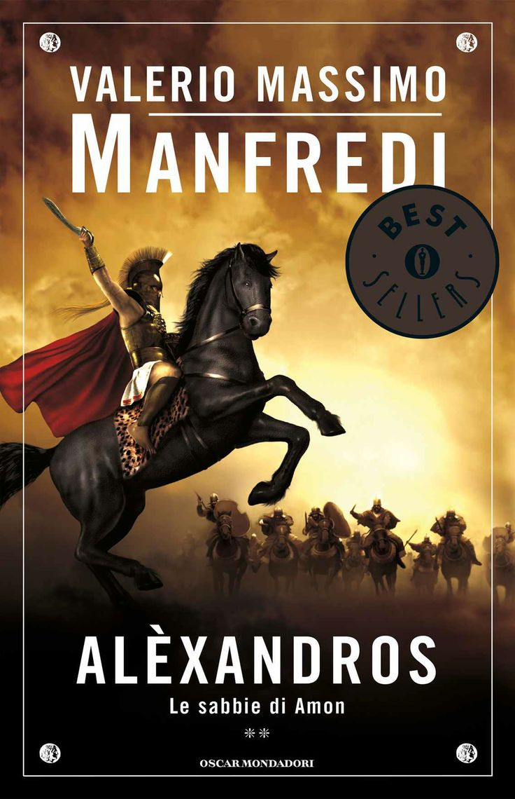 54 best book images on pinterest libraries books and book alexandros 2 le sabbie di amon oscar bestsellers italian edition fandeluxe Image collections
