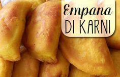 Empana di Karni - In bijna heel Latijns Amerika wordt wel een soort van empana / empanadas gegeten. De Antilliaanse empana heeft zijn roots in Venezuela. Deze empana is anders dan de andere versies, omdat er gebruik...
