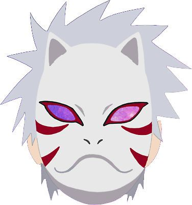 Kakashi Anbu Mask by DesignGuys