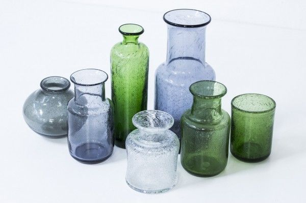 VA — 048 | Tack Market glass designed by Erik Höglund, hand blown at Boda glassfabrik in Sweden during the 1950′s