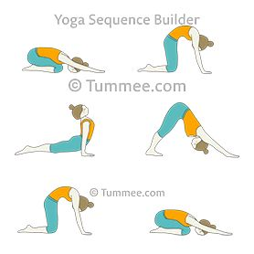 kneeling sun salutation sequence yoga kneeling surya