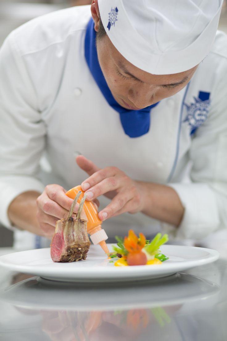 Advanced Cuisine techniques workshop