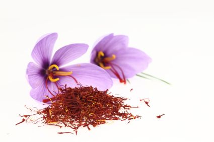 Image result for saffron flower