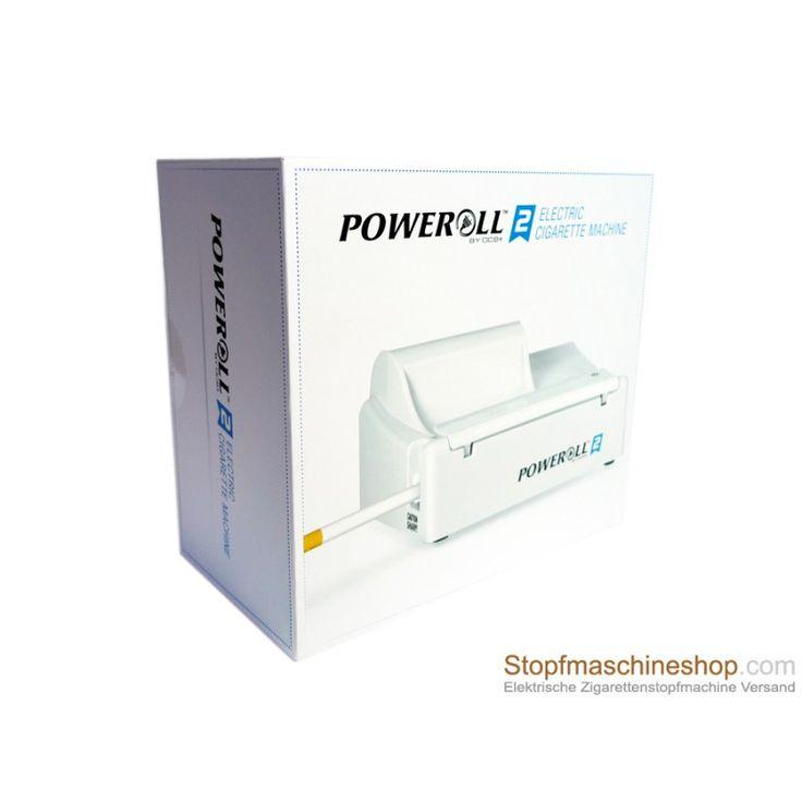 Poweroll 2 Elektrische Stopfmaschine von OCB