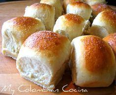 Pan Mojicon o Piñitas Colombia, cocina, receta, recipe, colombian, comida.
