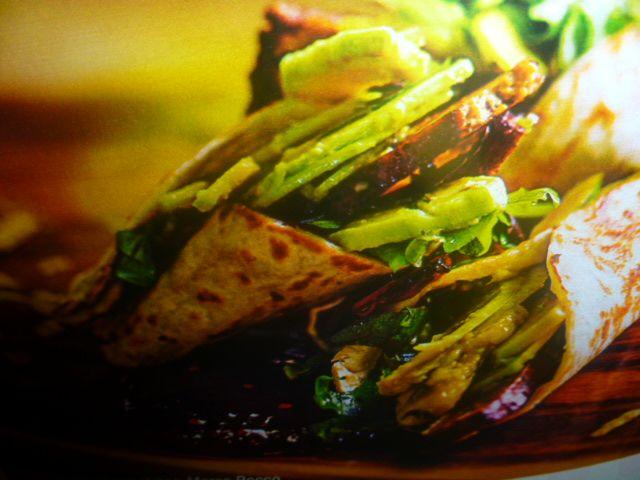 ricetta tacos - integrali con tofu e guacamole