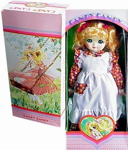 Bambola Candy Candy grande