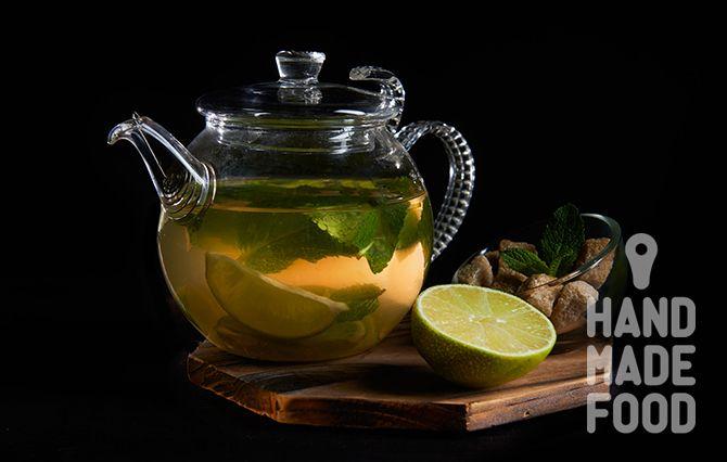 Мохито чай! http://handmadefood.ru/recipes/mohito-chay