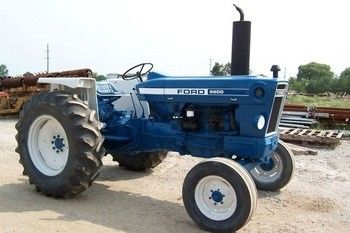 611 best ford tractor images on pinterest ford tractors ford ford 6600 1975 1981 75 hp fandeluxe Image collections