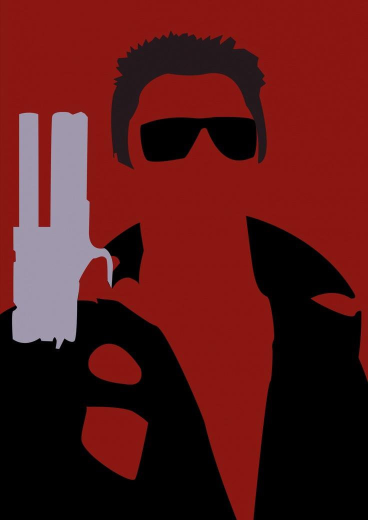 The Terminator 1984 - 'Terminator' by Matt Aunger