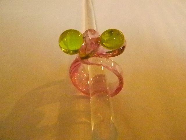 57 Bague en verre de Murano   Flickr: partage de photos!