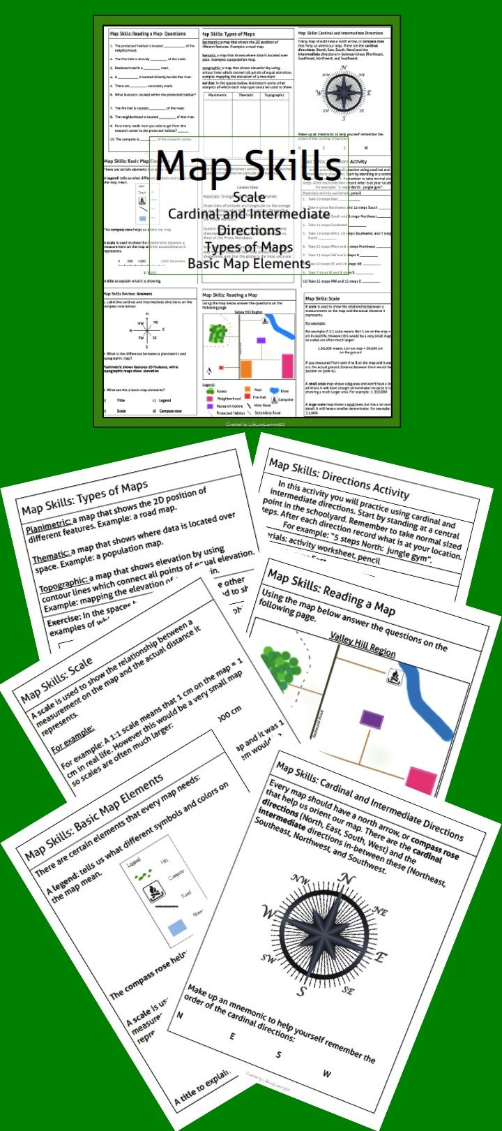 Workbooks landform matching worksheets : Best 25+ Landforms worksheet ideas on Pinterest | Land forms ...