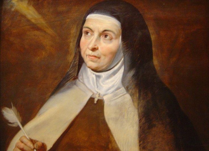 La ruta de Santa Teresa de Jesús incluye a Burgos - http://www.absolutburgos.com/la-ruta-de-santa-teresa-de-jesus-incluye-a-burgos/