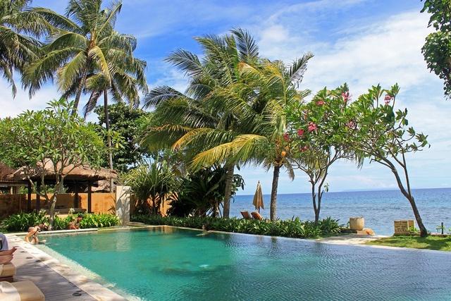 Qunci Villas - pool