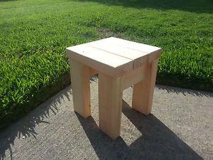 Giant Jenga Custom Tumbling Block Game Playing Table  !