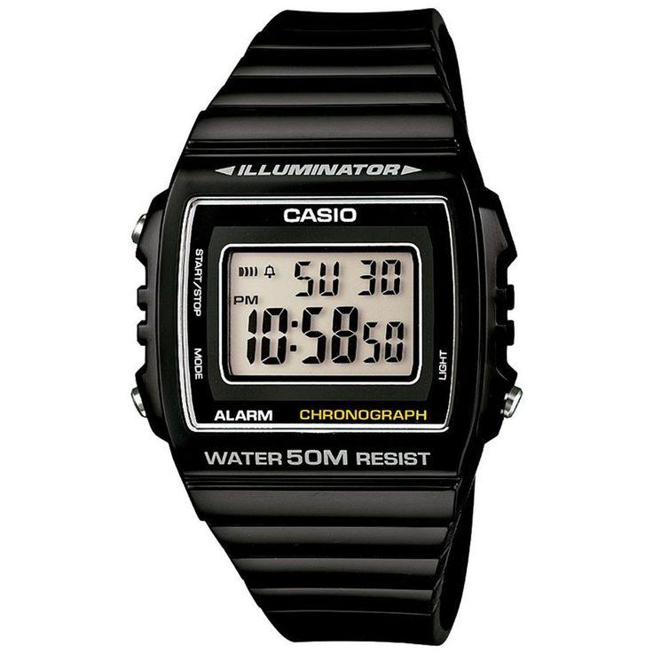 Relógio Masculino Casio - W-215H-1AVDF   Bruna Tessaro Joias - brunatessaro