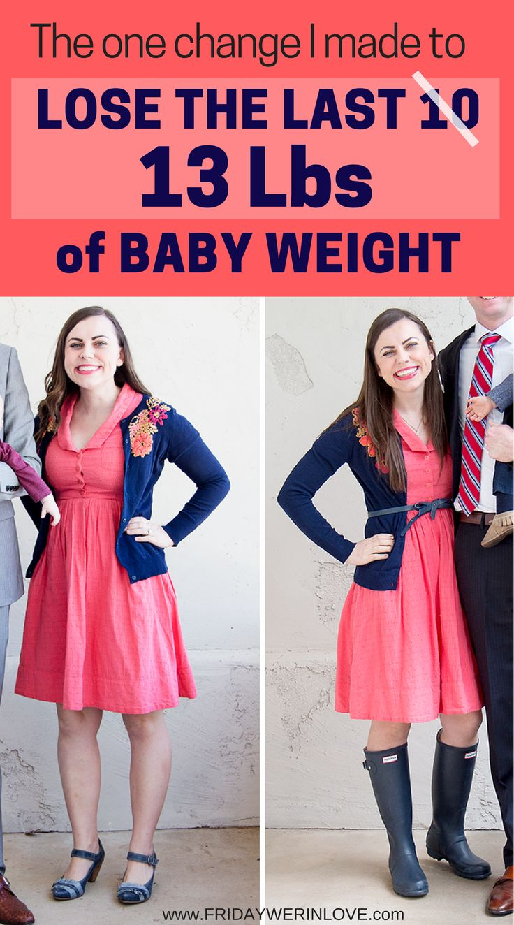 The One Thing I've Changed to Lose the Last 10-15 Lbs of ...
