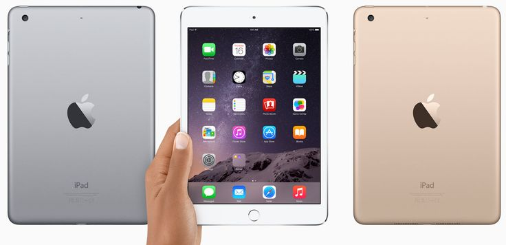 iPad Mini 3 Vs iPad Mini 2: What's The Difference?