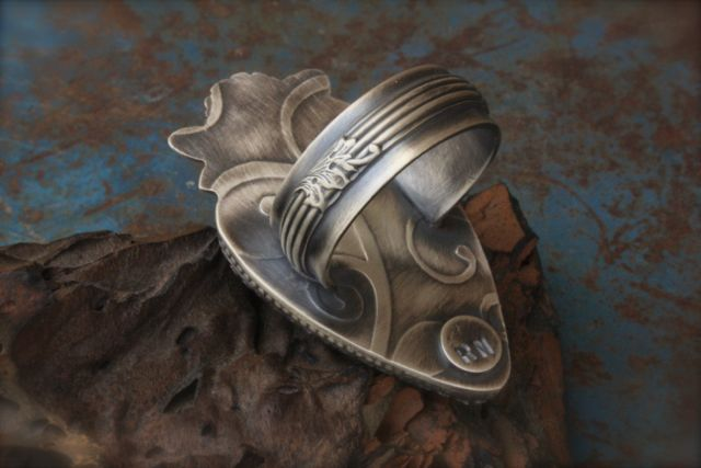 So many of you on Facebook have been asking about how I do this so I thought I would share in more detail here. I hope you find it useful. I will start off by saying, for etching sterling silver ...