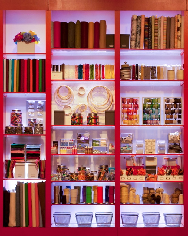 Ultimate #craft #closet from @TLC #CraftWars http://www.michaels.com/TLC-Craft-Wars/craftwars,default,pg.html