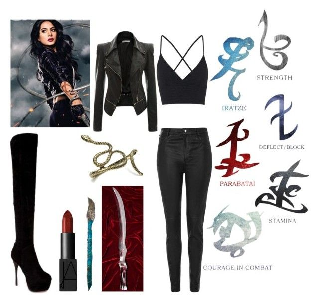 """Isabelle Lightwood"" by roisin-duggan ❤ liked on Polyvore featuring Topshop, Stele, NARS Cosmetics, women's clothing, women, female, woman, misses and juniors"