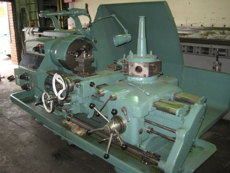 Ward No 7 D Prelector turret lathe    (Vat @ 20% is included in the price )