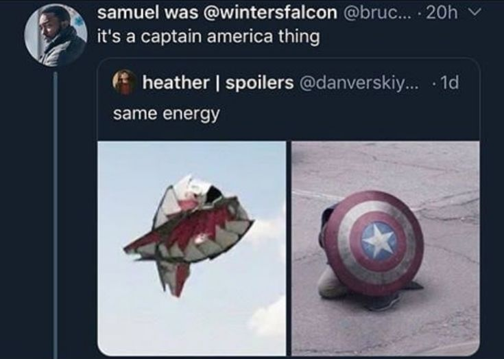 This is just changed my mind about Steve passing the shield to Sam Wilson. Falcon is worth it.
