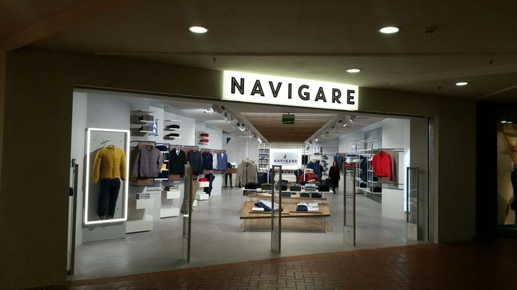 Nowy Sklep Navigare w Udine (CH Città Fiera)