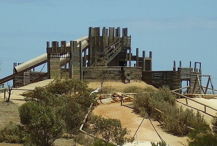 playscapes: St. Kilda's Adventure Playground, Melbourne Australia