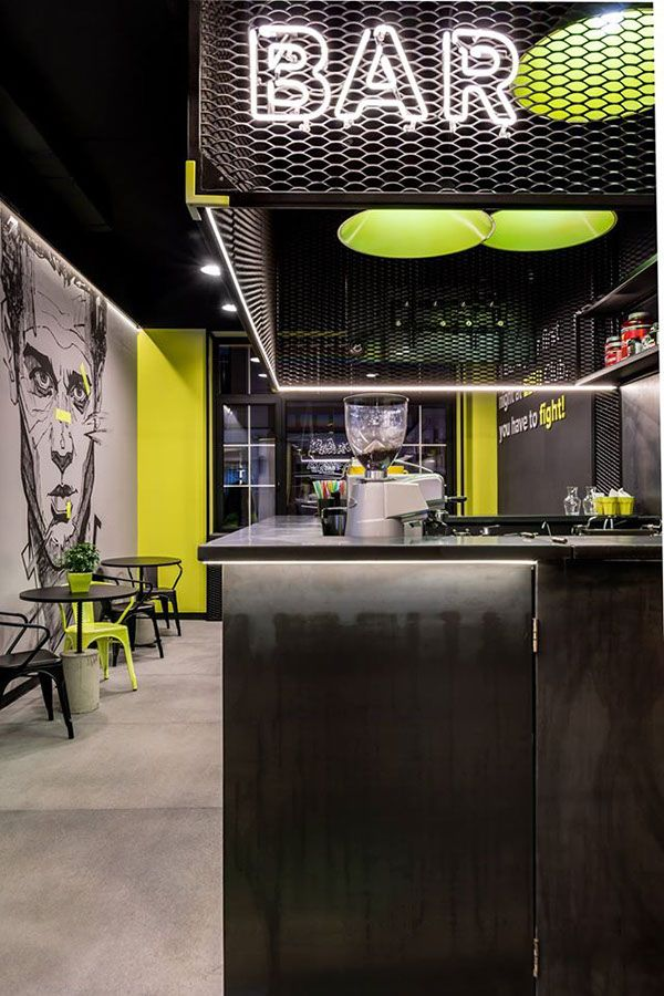 ЕБШ TRX BOX BAR On Interior Design Served More