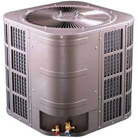 Turbo Air Outdoor Condensing Unit Tov3-24c 2 Tons R-22 Refrigerant by Turbo Air Inc. $820.00. Turbo Air Outdoor Condensing Unit TOV3-24C 2 Tons R-22 Refrigerant Designed for reliable cooling during the summer, the outdoor condensing unit features a louvered metal guard that protects the coil from damage and gives strength to the unit. SEER rating of 13. This condensing unit will satisfy the needs of both residential and light commercial applications. Features: Hig...
