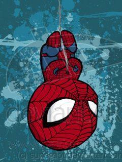 Resultado de imagen para spiderman bebe caricatura