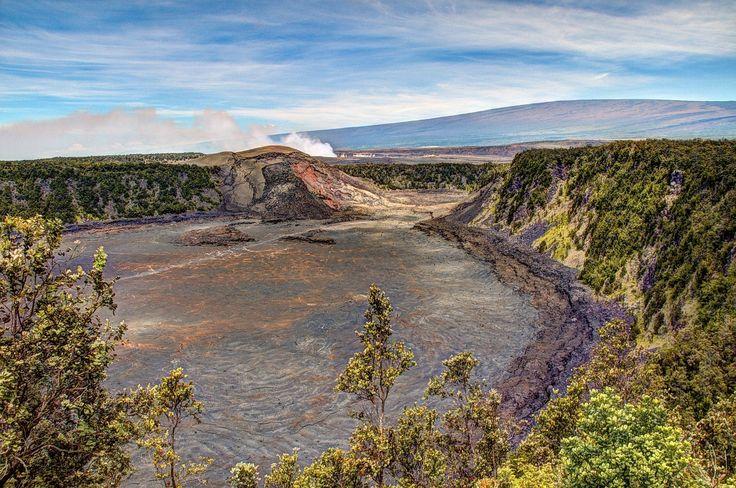 Szükségállapot Hawaii szigetén /Emergency on Kilauea Iki kráter, #Hawaii Forrás/source: Pixabay