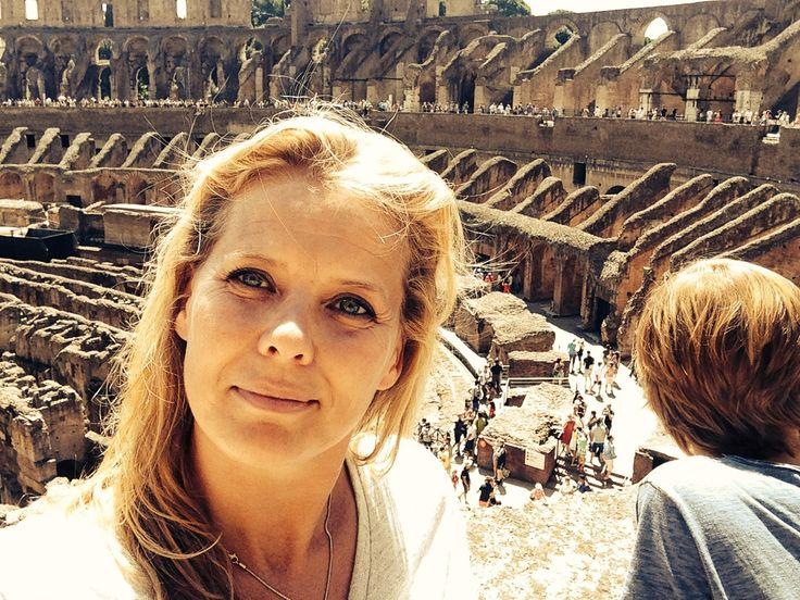 Lees het verslag van Babette van Veen op: www.novasol.nl/home/babettes_selection/rome.html