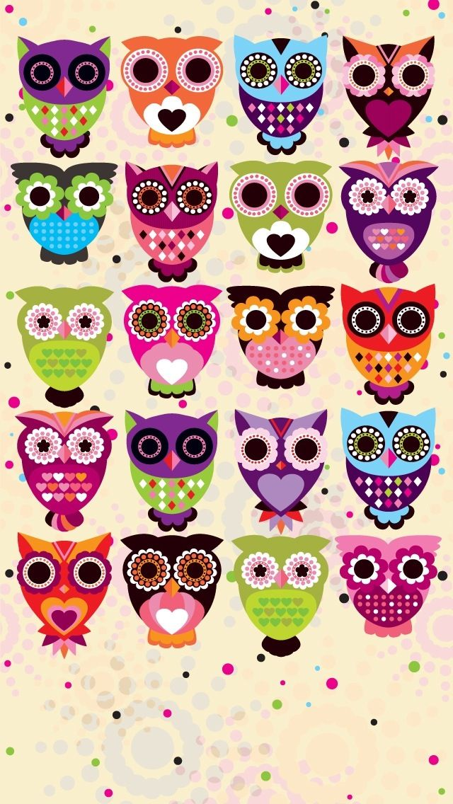I love owl designs, plus I love real owls.  I just want one to fly all over the world and bring me back one owl to have two owls.