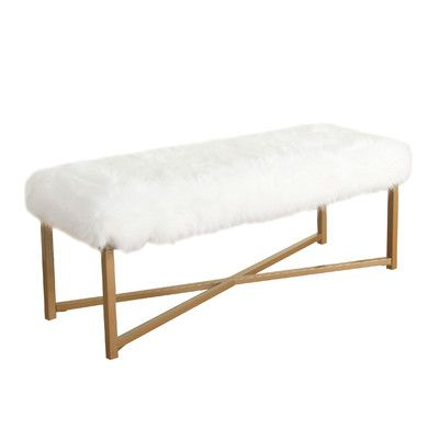need this end of bed bench